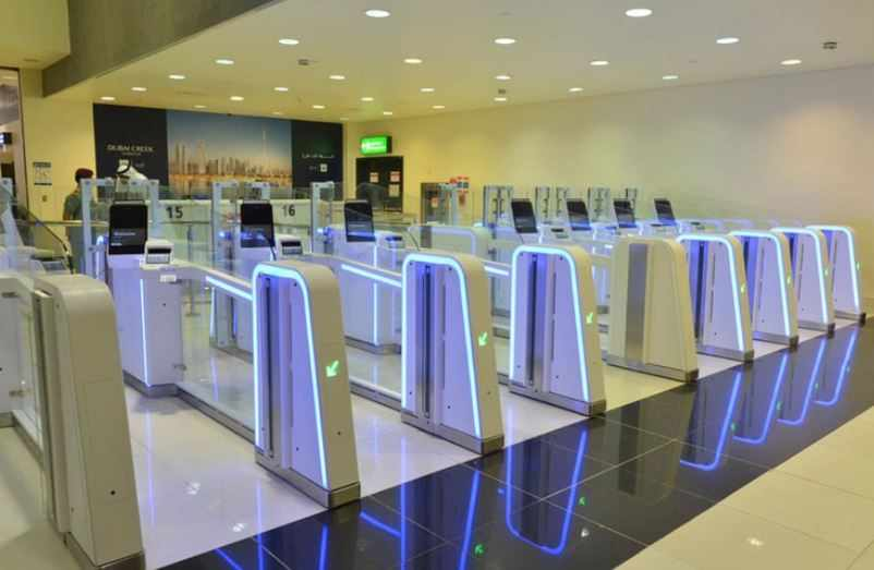 Smart Travel; a contactless experience in the UAE