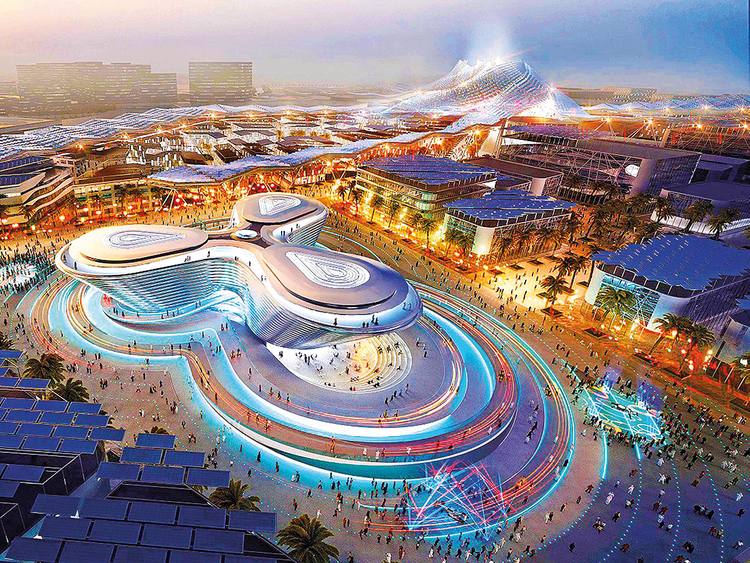 How is Expo 2020 going to affect the Real Estate Market?